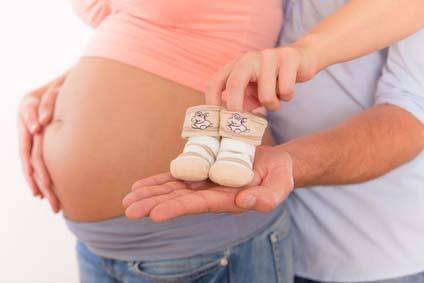Schwanger Partnerschaft Partner Mann und Frau  pregnant couple